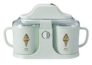 "BRUNO ""DUAL ICE CREAM MAKER"" BOE032-GR (Green)【Japan Domestic genuine products】"