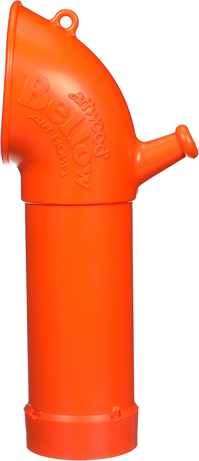 Attwood 2460-7 Bellow Signal Horn : Boat Horns : Sports & Outdoors