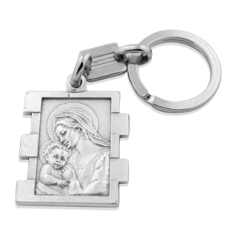 Madonna and Child Catholic Keychain Vatican Imports VI1568