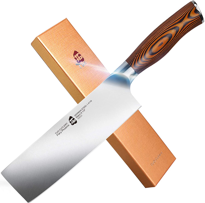 Amazon.com: TUO Fiery Phoenix Series - Cuchillos de cocina ...