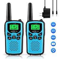$21 » Professional Rechargeable Walkie Talkies,MOICO Long Range Two Way Radios for Adults up to 5…