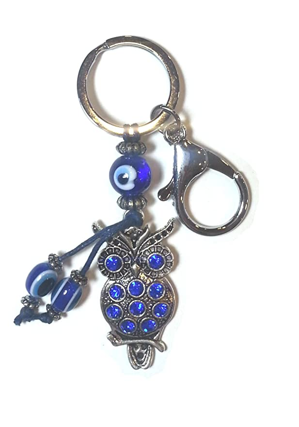 Llavero de la Suerte, amuleta Ojo Turco: Amazon.es: Equipaje