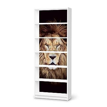 Creatisto Möbeldeko Für IKEA Billy Regal 6 Fächer | Design Folie  Klebetapete Folie Aufkleber Möbel