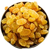 Amrita Foods - Golden Raisins, 1 LB, Gluten Free Dried Fruit Snack, No Sugar Added, Great For Baking And Cooking