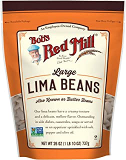 product image for Bob's Red Mill Large Lima Beans 28 Oz