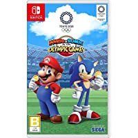 Mario & Sonic Tokyo 2020 - Nintendo Switch - Standard Edition
