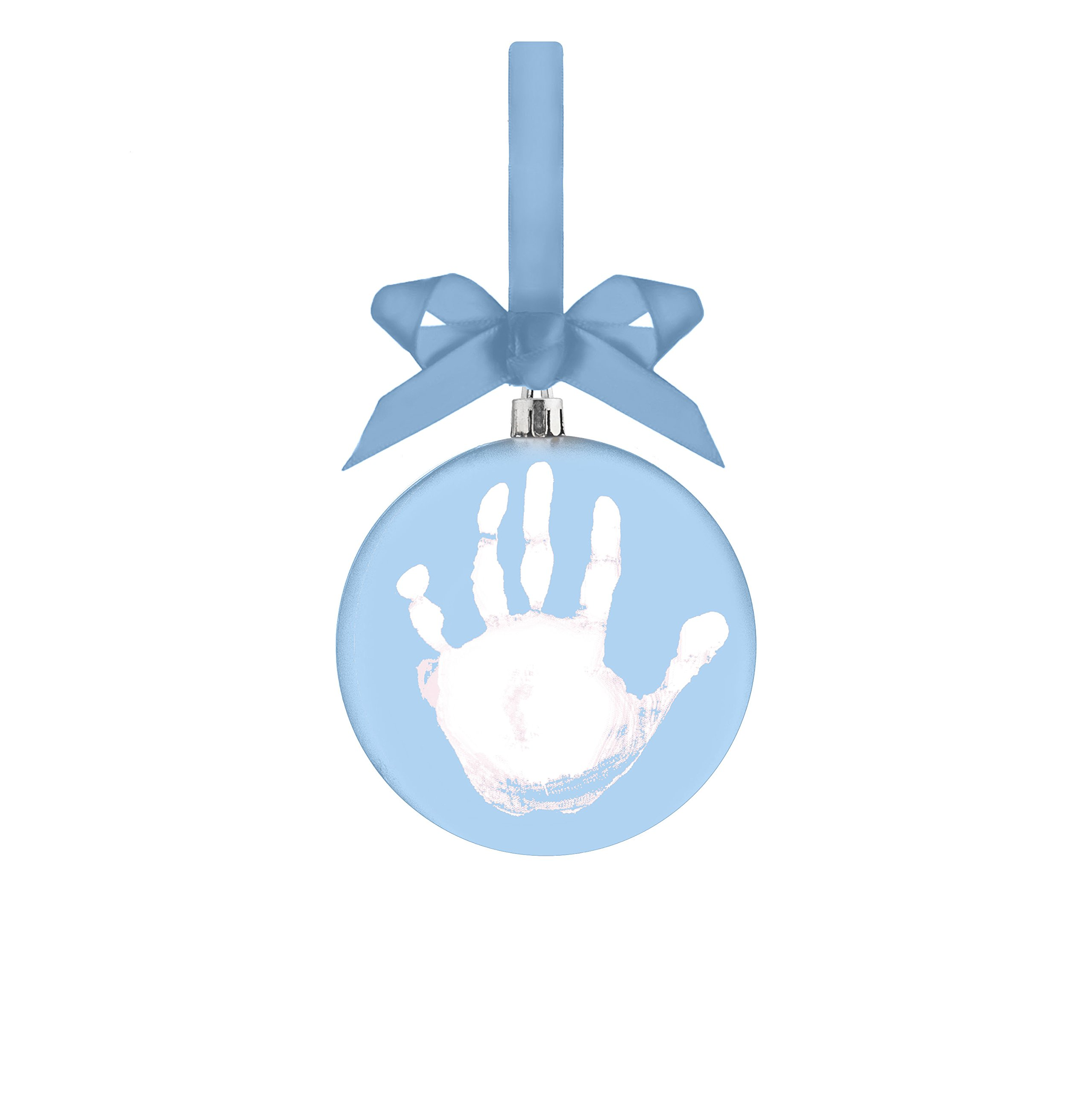 Amazon Com Pearhead Babyprints Diy No Bake Handprint Or