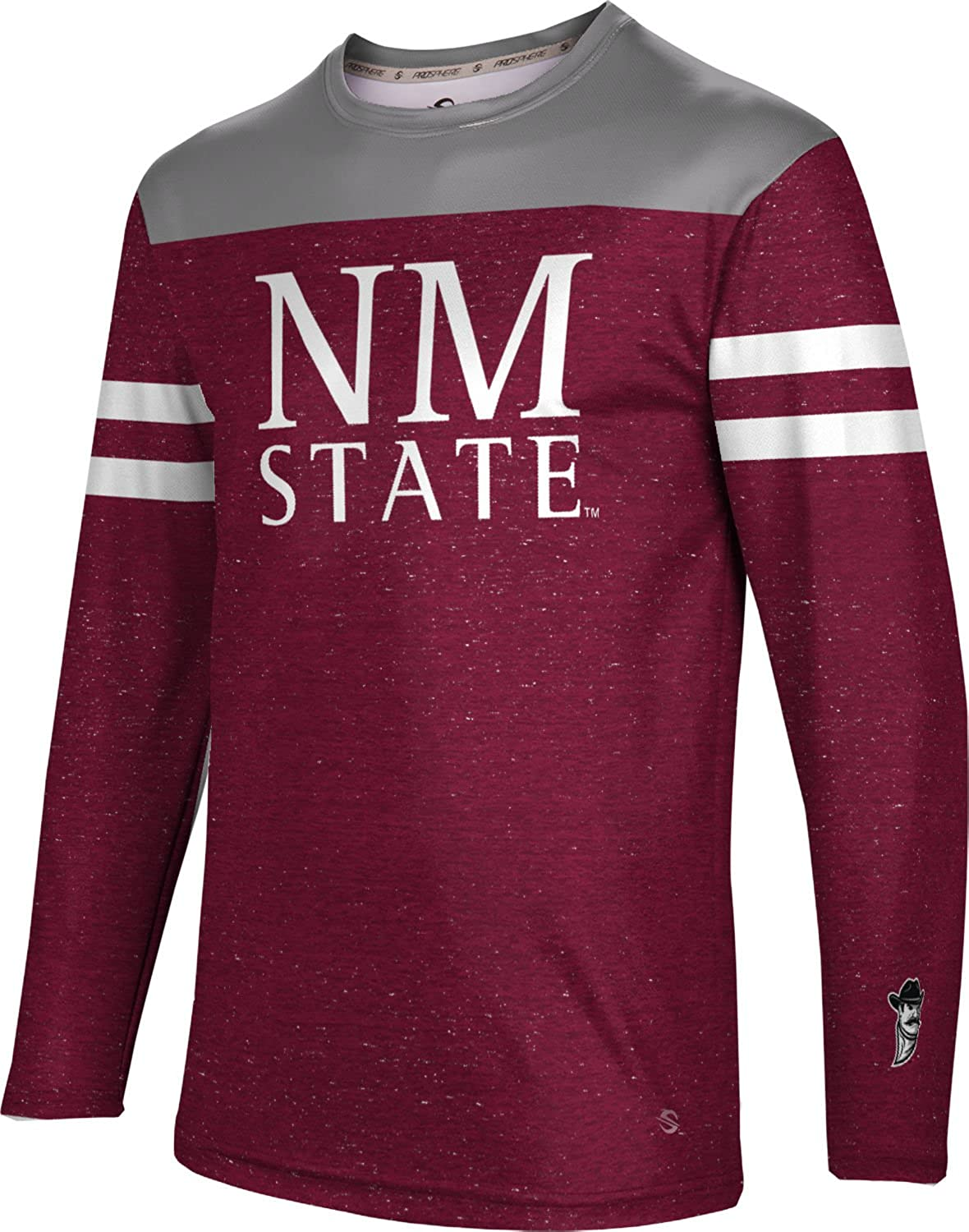 ProSphere New Mexico State University Mens Long Sleeve Tee Game Time