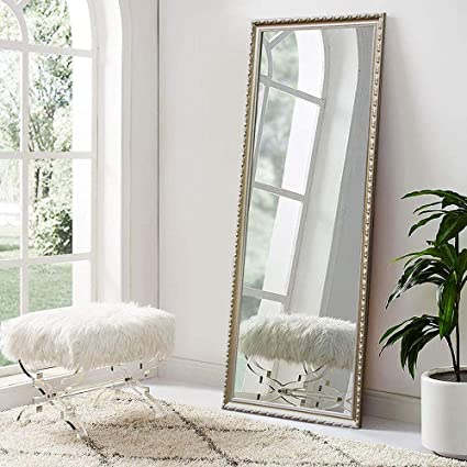 55b89b699776 Amazon.com  NeuType Full Length Mirror Standing Hanging or Leaning ...