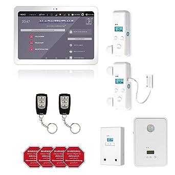 AlarmTab - sistema digital de alarma de inicio inteligente ...