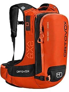 Ortovox Small Adult Ascent 28 Avabag Kit Avalanche Backpack Aqua