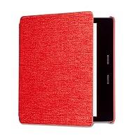 Kindle Oasis Hülle aus wasserbeständigem Stoff (9.Generation – 2017), Rot