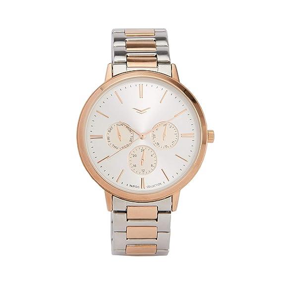 Parfois - Reloj Y Collar Silver - Mujeres - Tallas Única - Plateado