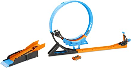 Air Chargers Little Tikes 647284 3-N-1 Stunt Loop Set, Multicolor