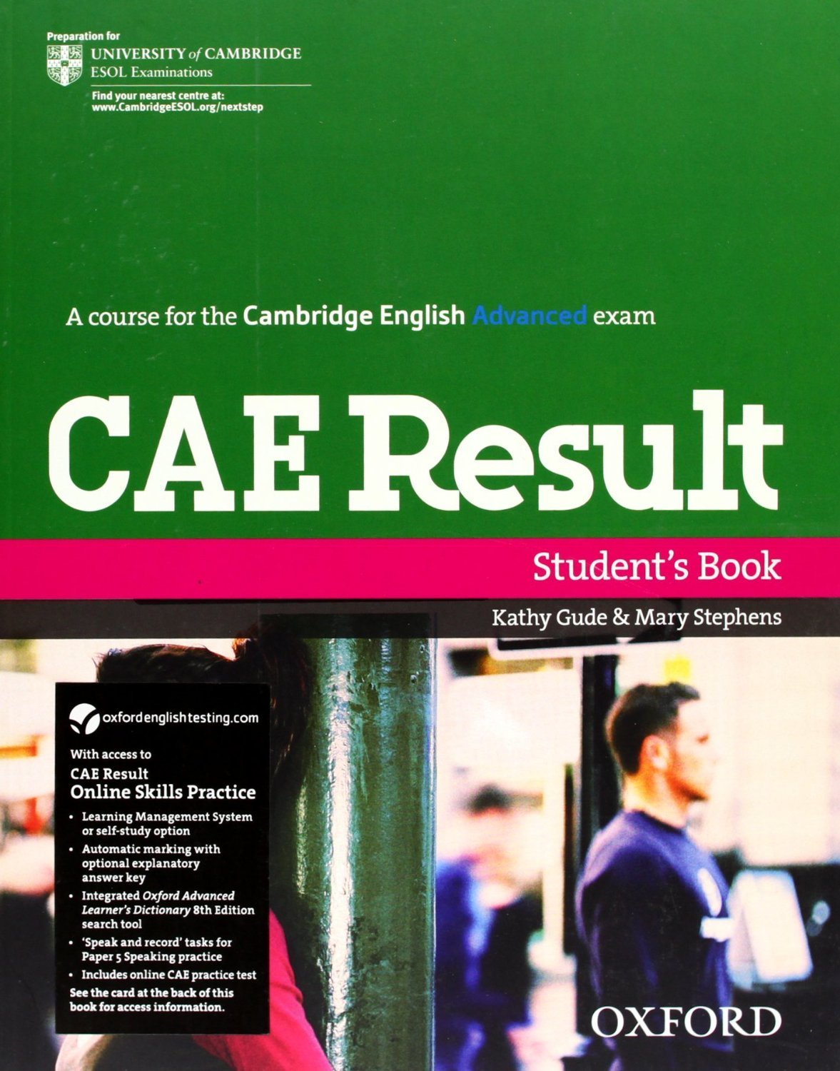 CAE Result Students Book and Online Skills Practice Pack ...