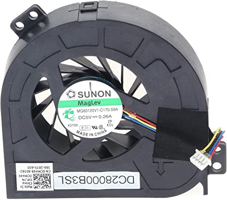 LPH Replacement CPU Fan for Dell Latitude E7240 Series Laptop 0GVH35