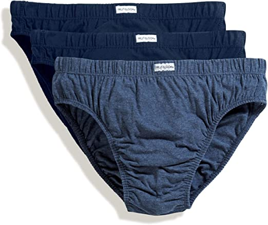 Fruit Of The Loom Men/'s Classic Slip 3 Pack S to 2XL