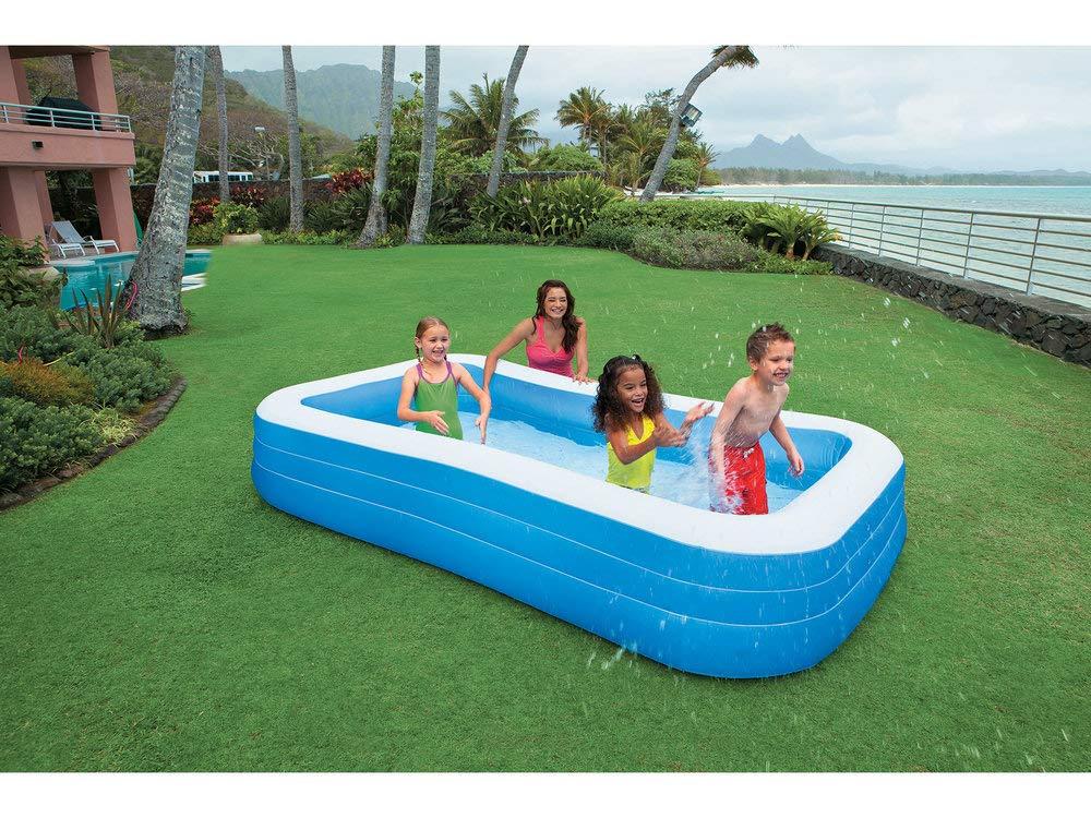 Intex Swim Center Family Inflatable Pool, 120\