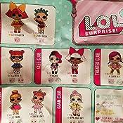 Amazon Com Lol L O L Surprise Series 1 Re Release Doll Set Of 2