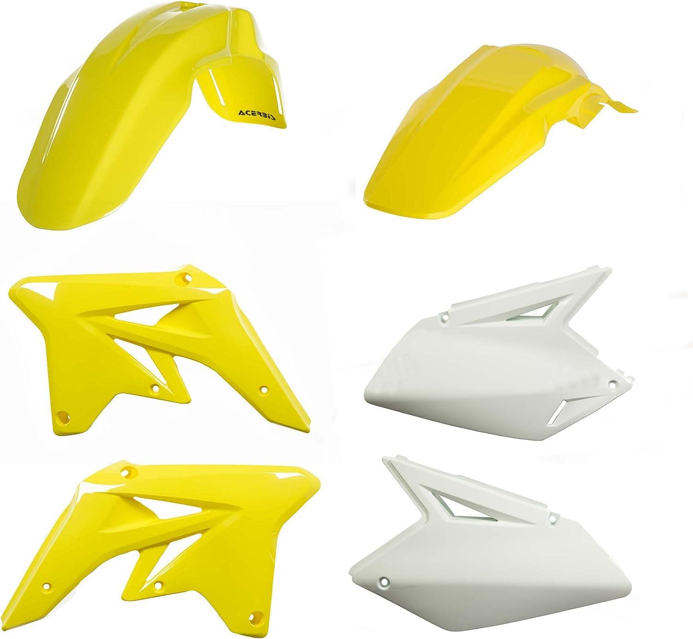 Acerbis Plastic Kit 2171904584 Yellow