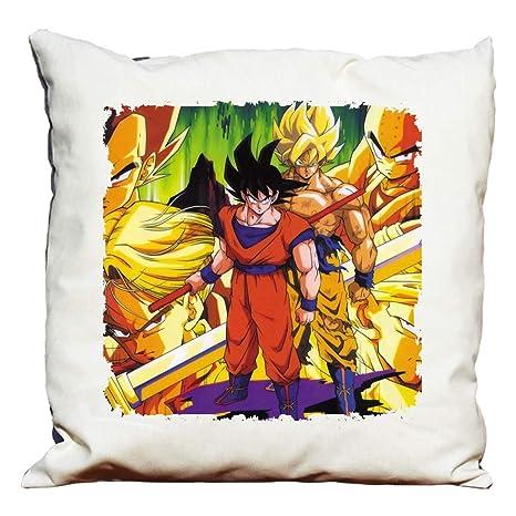 cojín Dragon Ball: Amazon.es: Hogar