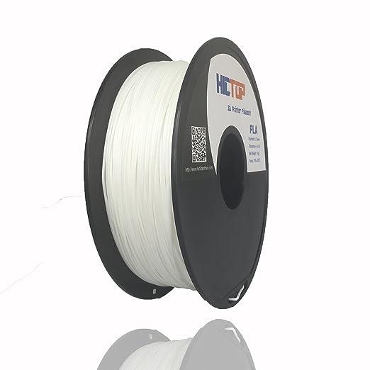 6 opinioni per PLA 3D filamento stampante 1,75 millimetri 1kg Diametro di estrusione (2,2 lbs.)