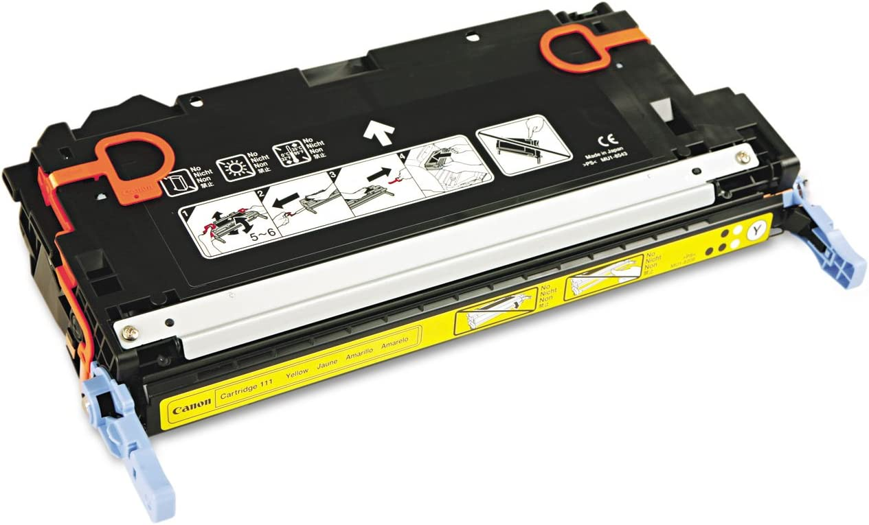 CNM1657B001 Canon CRG-111 Y Yellow Toner Cartridge