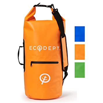 Amazon.com: ECOdept Lightweight Dry Bag with Roll-Top ...