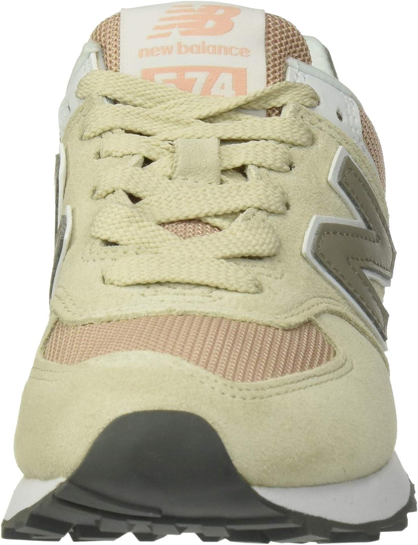 New Balance Damen 574v2 Sneaker Pink (Pink Pink)
