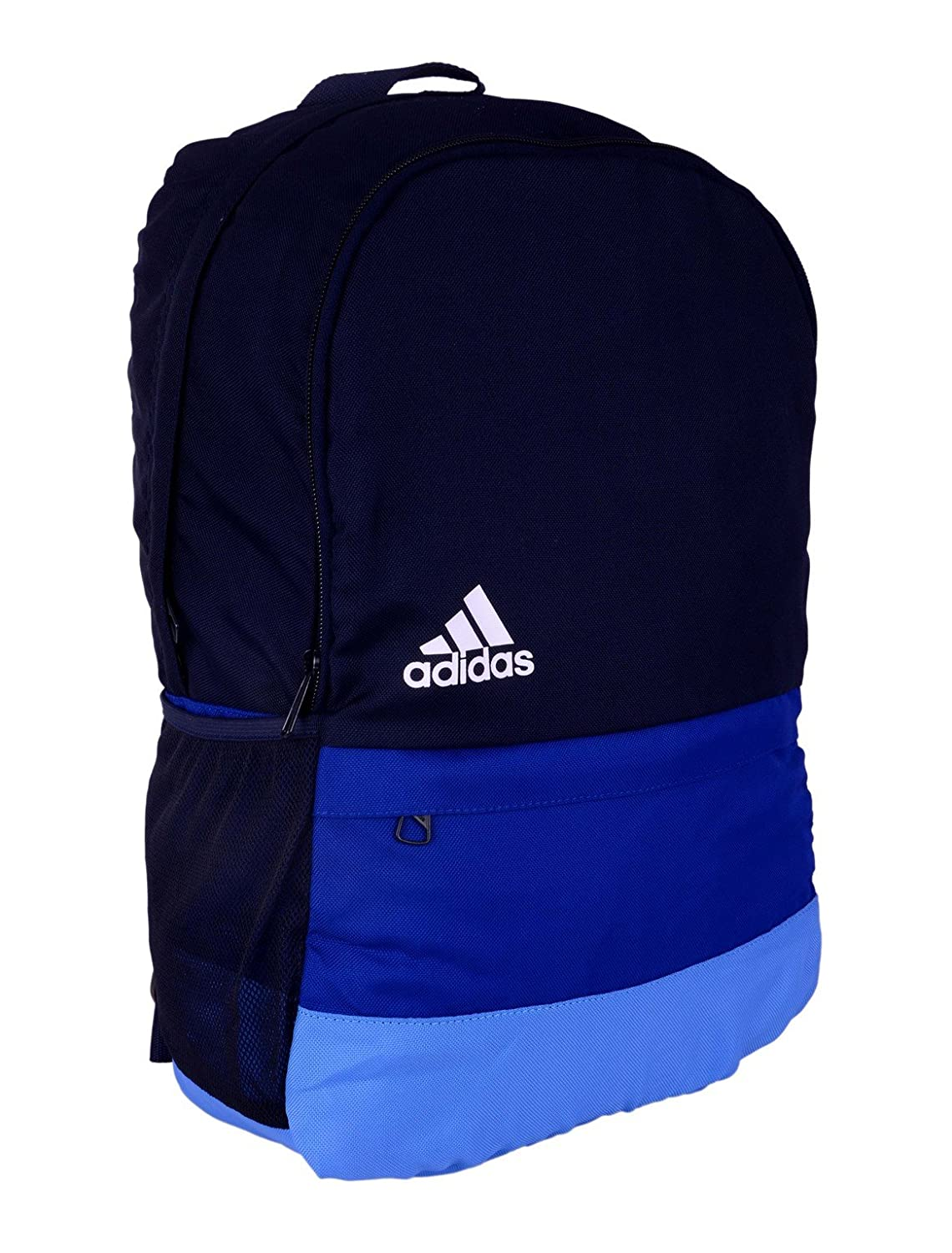 9360e13b71 Adidas Versatile Block Blue Backpack -AY5131  Amazon.in  Sports ...