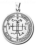 Alterras - Anhänger: Erzengel Gabriel aus 925-Silber