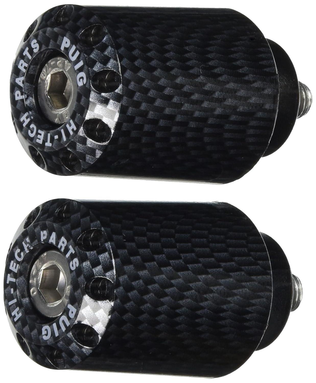 Puig 9207C Juego de contrapesos para Manillar de 40,64/-/43,18/cm Incluye 2/Unidades Compatible con Yamaha MT-07/Tracer