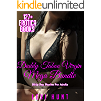 DADDY TABOO VIRGIN MEGA BUNDLE: 127+ Erotica Books - Dirty Sex Stories For Adults
