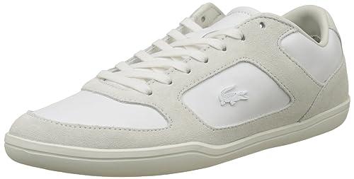 c9a64fa12af4c Lacoste Men s Court-Minimal 316 1 Cam Wht Low  Amazon.co.uk  Shoes ...