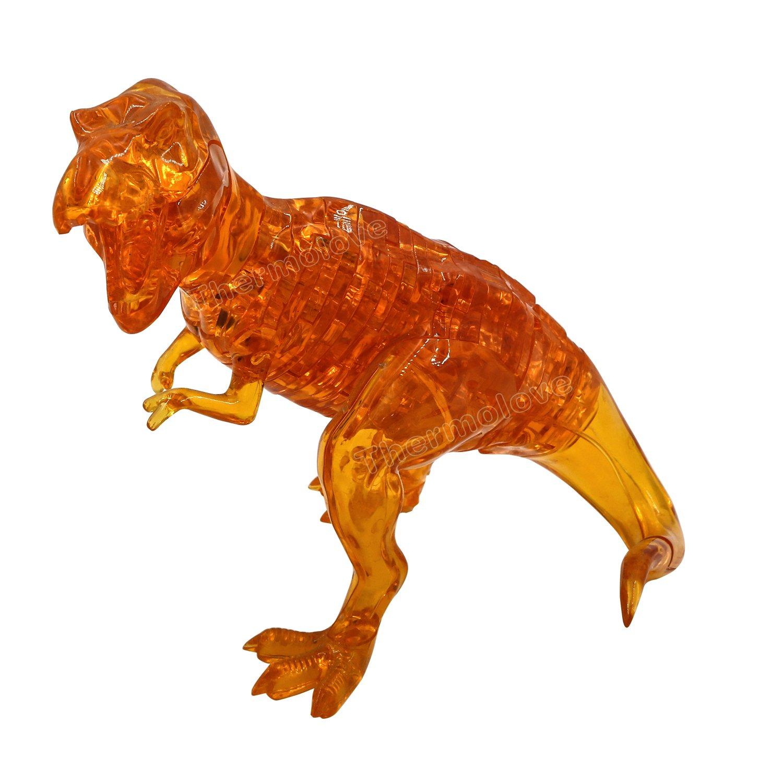 3D Crystal Puzzle - Deluxe T-Rex Dinosaur Winnie