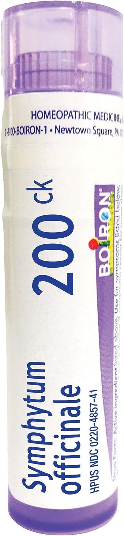 Boiron Symphytum Officinale 200CK, 80 Pellets, Homeopathic Medicine for Bone Trauma