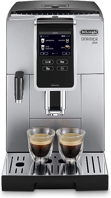 DeLonghi ECAM 370.85.SB - Cafetera automática Dinámica, 1450 W, 1 ...