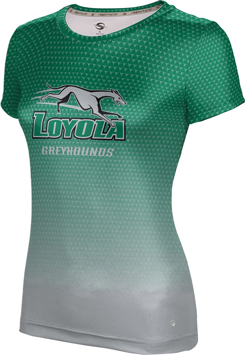 ProSphere Women's Loyola University Maryland Zoom Tech Tee