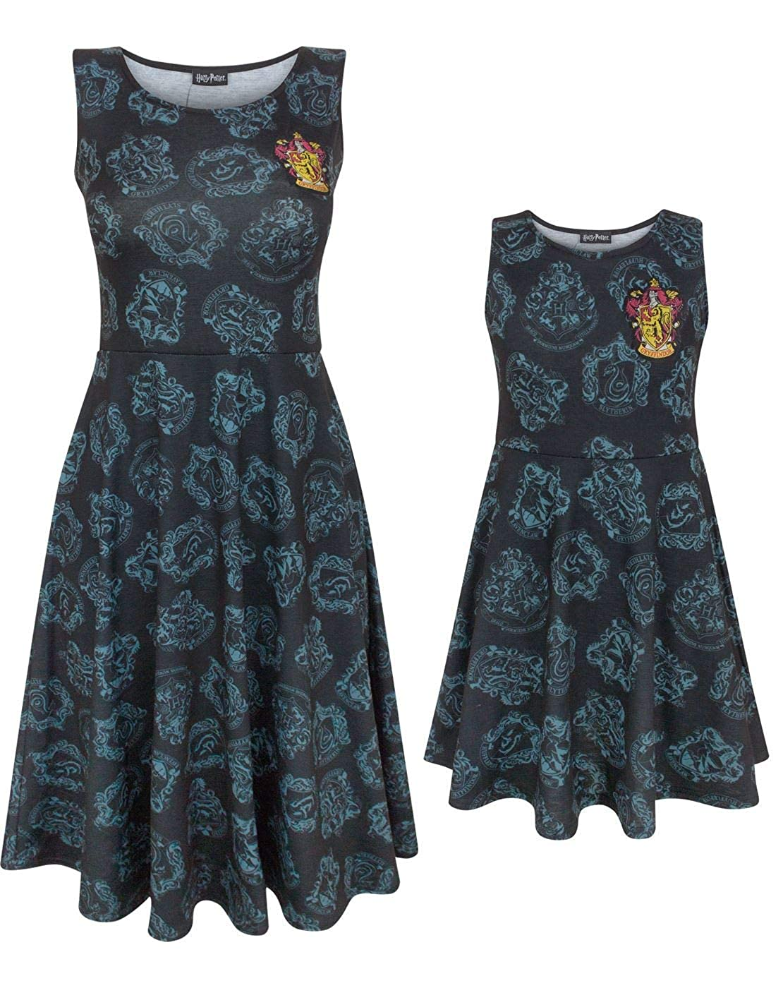 Harry Potter Gryffindor Mother and Daughter Matching Outfits Mini ...