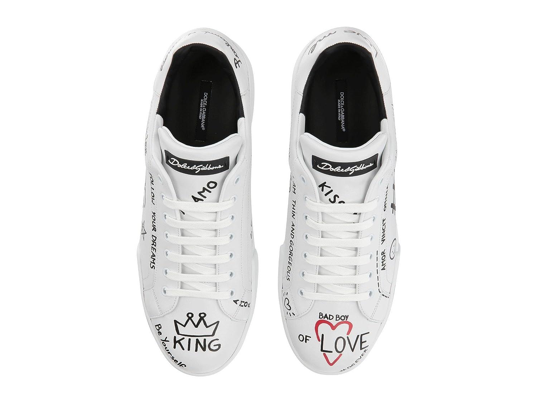 [ドルチェ&ガッバーナ] メンズ スニーカー Hashtag Sneaker [並行輸入品] B07CZ9JY8D