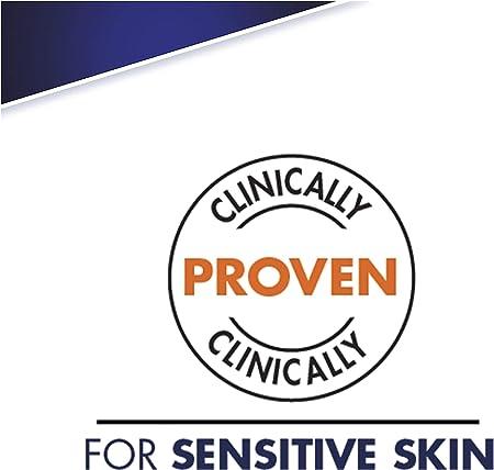 Gillette Skinguard - Cuchillas de afeitar para pieles sensibles, incluye maquinilla afeitar más 5 recambios