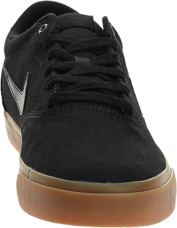 Nike Nike SB Charge CNVS, Chaussures de Running Compétition Mixte Noir