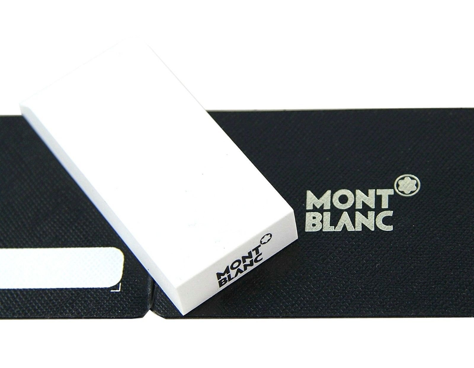 MONTBLANC MEISTERSTUCK ONE GENUINE REFILL WHITE ERASER WITH LOGO GERMANY 101312 by MONTBLANC (Image #2)