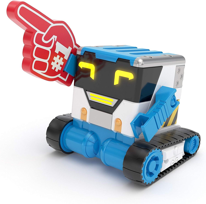 MIBRO- Version en español Really RAD Robots, Color Blue (Moose ...