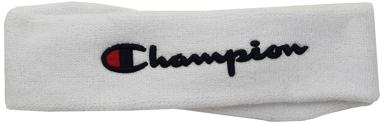 Amazon.com  Champion LIFE Men s Terry Headband c2af0339ed4