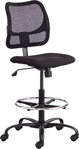 Safco Products Vue Mesh Extended-Height Chair 3395BL