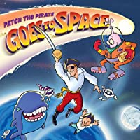 Patch the Pirate Goes to Space