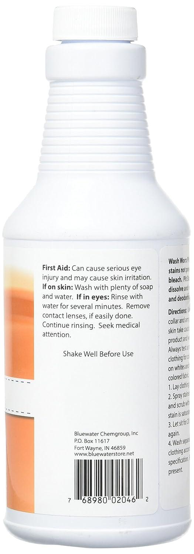Natural Pit Stop, sudor y antimanchas) antitranspirante Desodorante (axila quitamanchas, multi-stain formulación, 16oz.: Amazon.es: Hogar