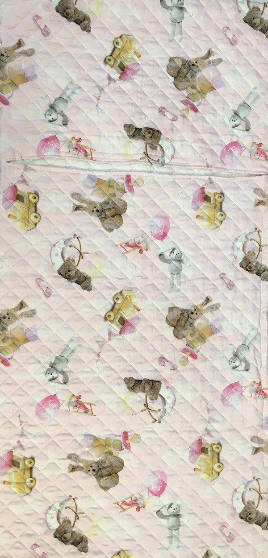Saco dormir Guardería Conejos Impresión Digital Rosa 2 - 6 años: Amazon.es: Bebé