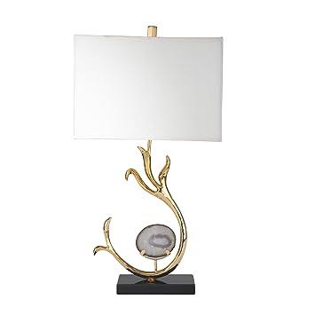 Amazon.com: Sagebrook Home 50035-01 - Lámpara de mesa de ...